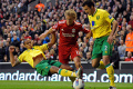 Liverpool 1-1 Norwich: 90 mins
